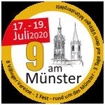 9 am Münster - Logo