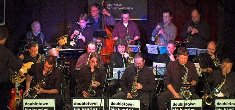 Doubletown Bigband - 9 am Münster