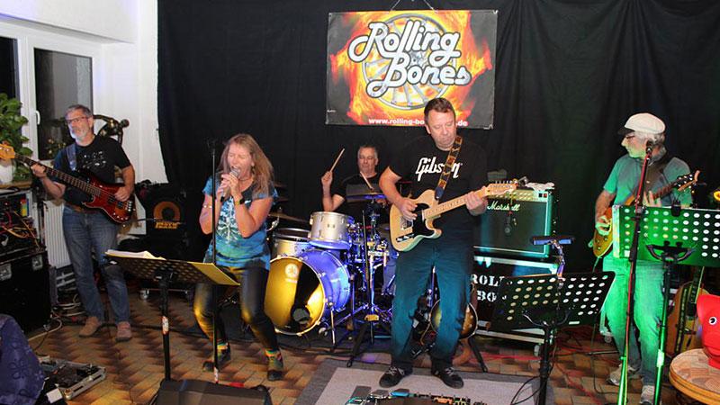Rolling Bones - 9 am Münster